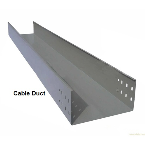Cable Duct - Cable Trunking